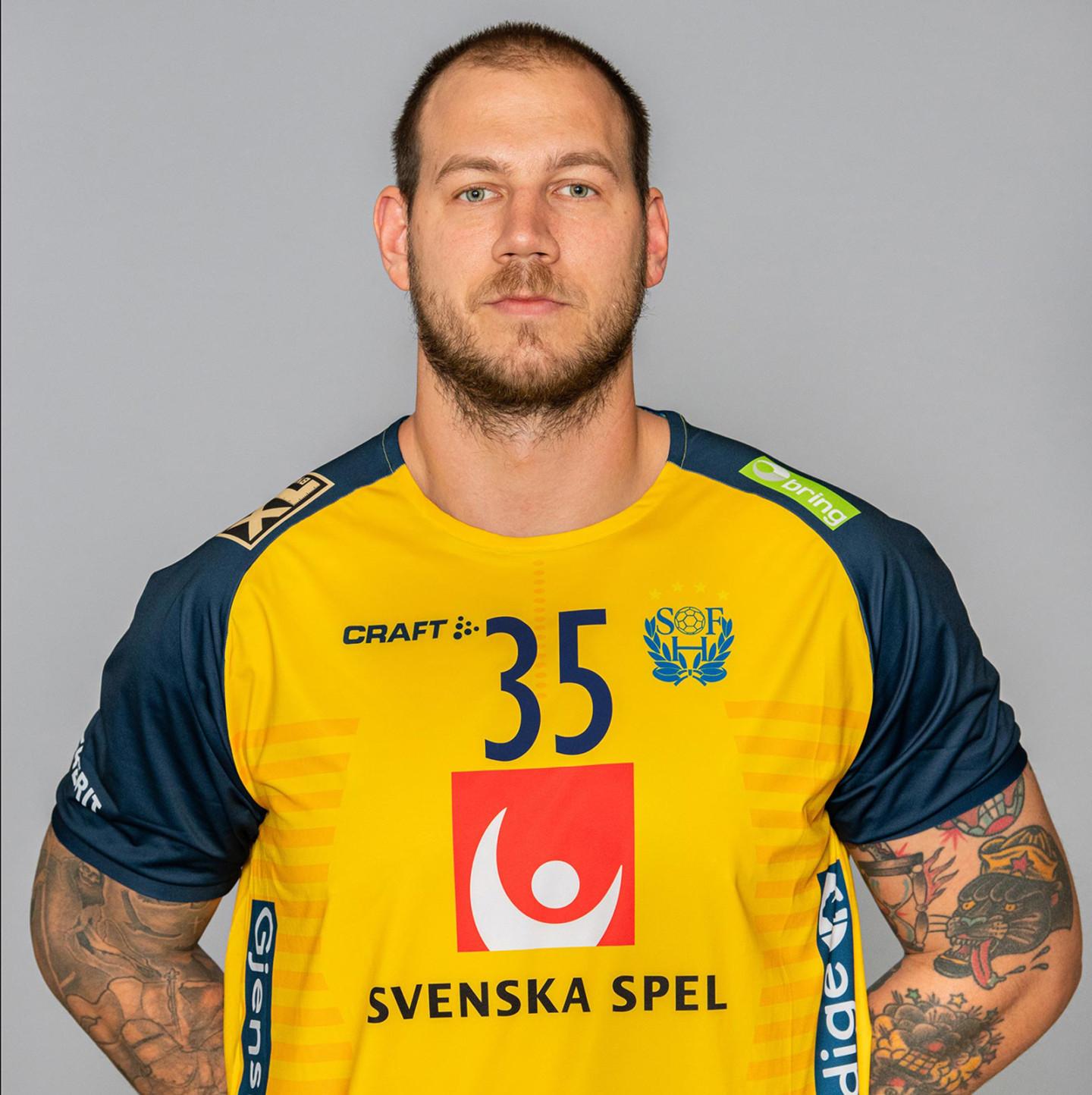 35 Andreas Nilsson