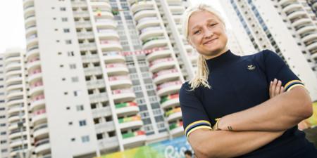 Blomstrand OS-debuterar mot Norge