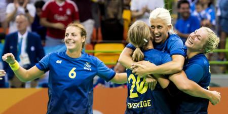Hagmanshow när Sverige blev klart för kvartsfinal