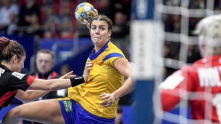 Sverige på åttonde plats i EM