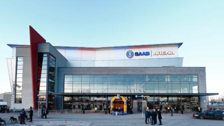 Sverige EM-kvalar mot Ryssland i Linköping