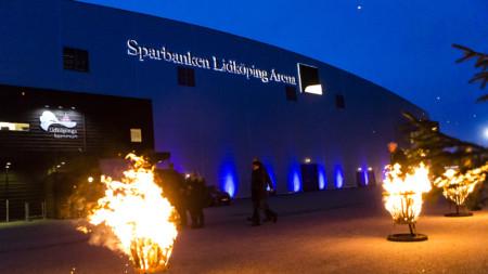 Herrarnas EM-kval avslutas i Lidköping