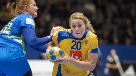 Sverige klart för huvudrundan trots förlust