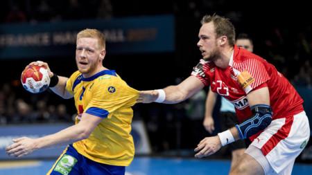 Bilder: Danmark–Sverige