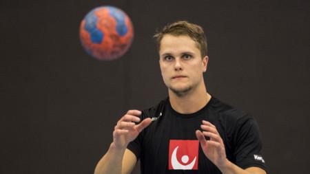 Debutanten Frend Öfors tar plats i VM-truppen