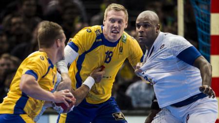 Bilder: Sverige–Qatar