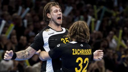 Sverige krossade Argentina