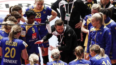 Sverige mot Makedonien i VM-playoff