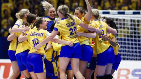 Svensk seger inför fullsatt Hovet
