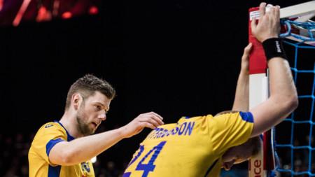 Sverige sexa efter kvartsfinalförlust