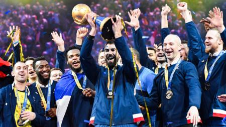 Frankrike världsmästare,Tollbring i All Star Team