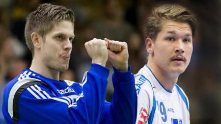 Johannesson och Stegefelt kallas in till landslaget