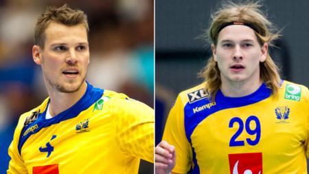 Olsson och Cederholm in i EM-kvaltruppen