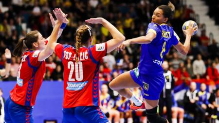 Sverige mot Serbien och Makedonien i EM-kvalet