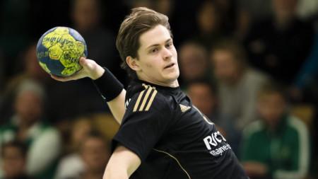 Andreas Lang tar plats i truppen till U21-VM