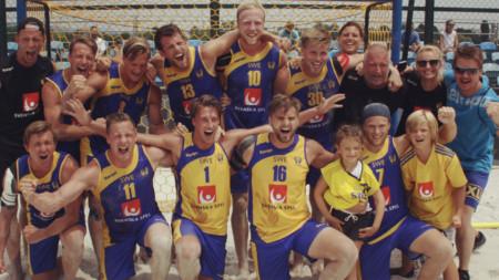 Sverige femma, historiskt och VM-klart