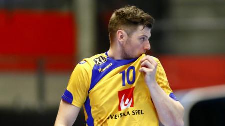 Svensk gruppseger trots förlust mot Montenegro