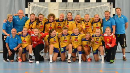 Klar svensk seger mot Norge