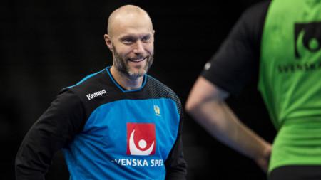 Björn Sätherström till Veszprem och Ungern