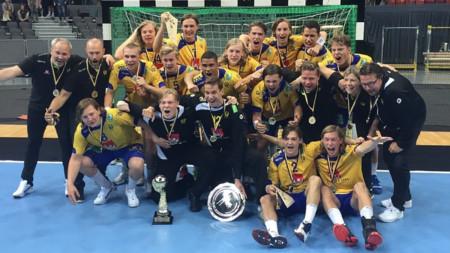 Sverige vann European Open – klar finalseger mot Österrike