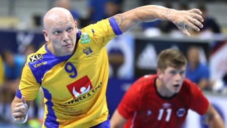 Sverige knäckte Norge i VM-premiären