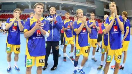 U19: Frankrike numret för stort för Sverige