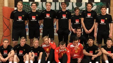 Svensk seger mot Norge