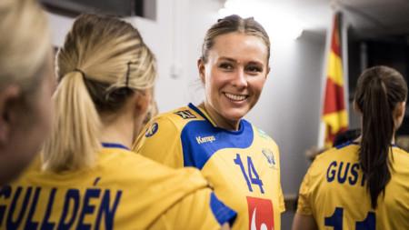 Westberg i storform inför VM-debuten