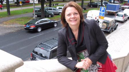 Anna Rapp väntas få nyckelroll inom IHF
