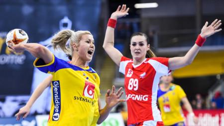 Sverige föll i VM-premiären
