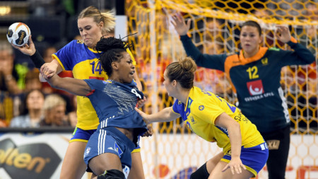 Sverige förlorade dramatisk semifinal