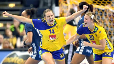 Succésiffror – 1,2 miljoner svenskar såg semifinalen