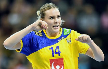 Johanna Westberg i omgången lag – igen