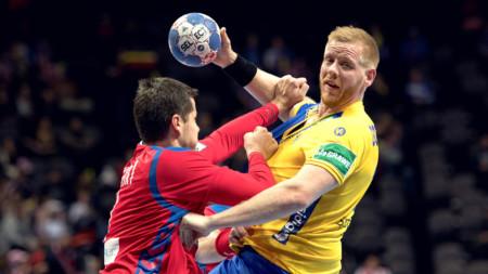 TV: Höjdpunkterna från segern mot Sverige