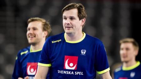 TV: Martin Boquist dagen före Frankrikematchen