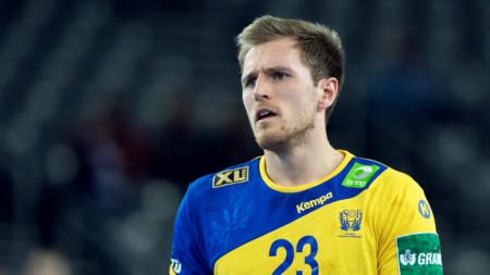Lagergren missar resten av EM – Cederholm ansluter