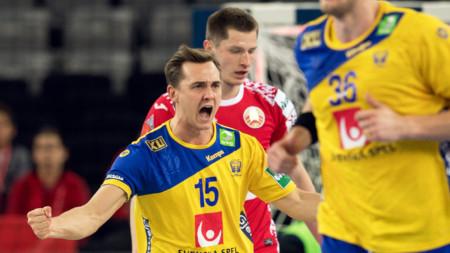 Sverige vann komfortabelt mot Vitryssland