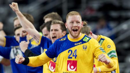 Jim Gottfridsson utsedd till EM:s MVP