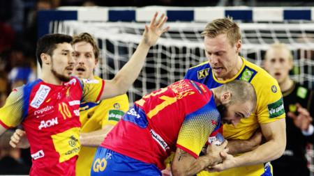 Spanien knäckte Sverige i EM-finalen