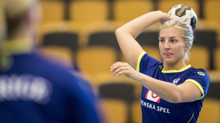 Linn Blohm fjärde svenskan i Köpenhamn