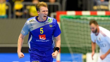 Jeppsson bakom svenska segern i EM-genrepet
