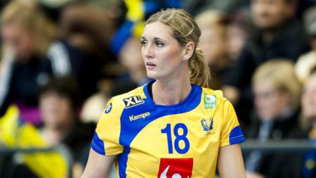 Wall blir femte svenskan i Köpenhamn
