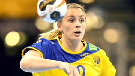Bella Gulldén kan utses till världens bästa spelare