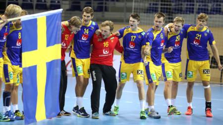 Sverige mot Tyskland, Island och Rumänien i U20-EM