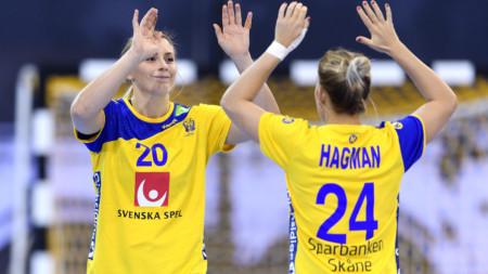 Fem svenska spelare i CL-kvartarna