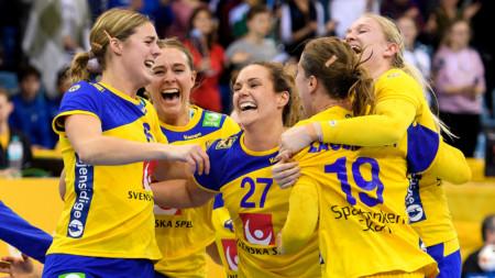 Sverige avslutar EM-kvalet den 2 juni