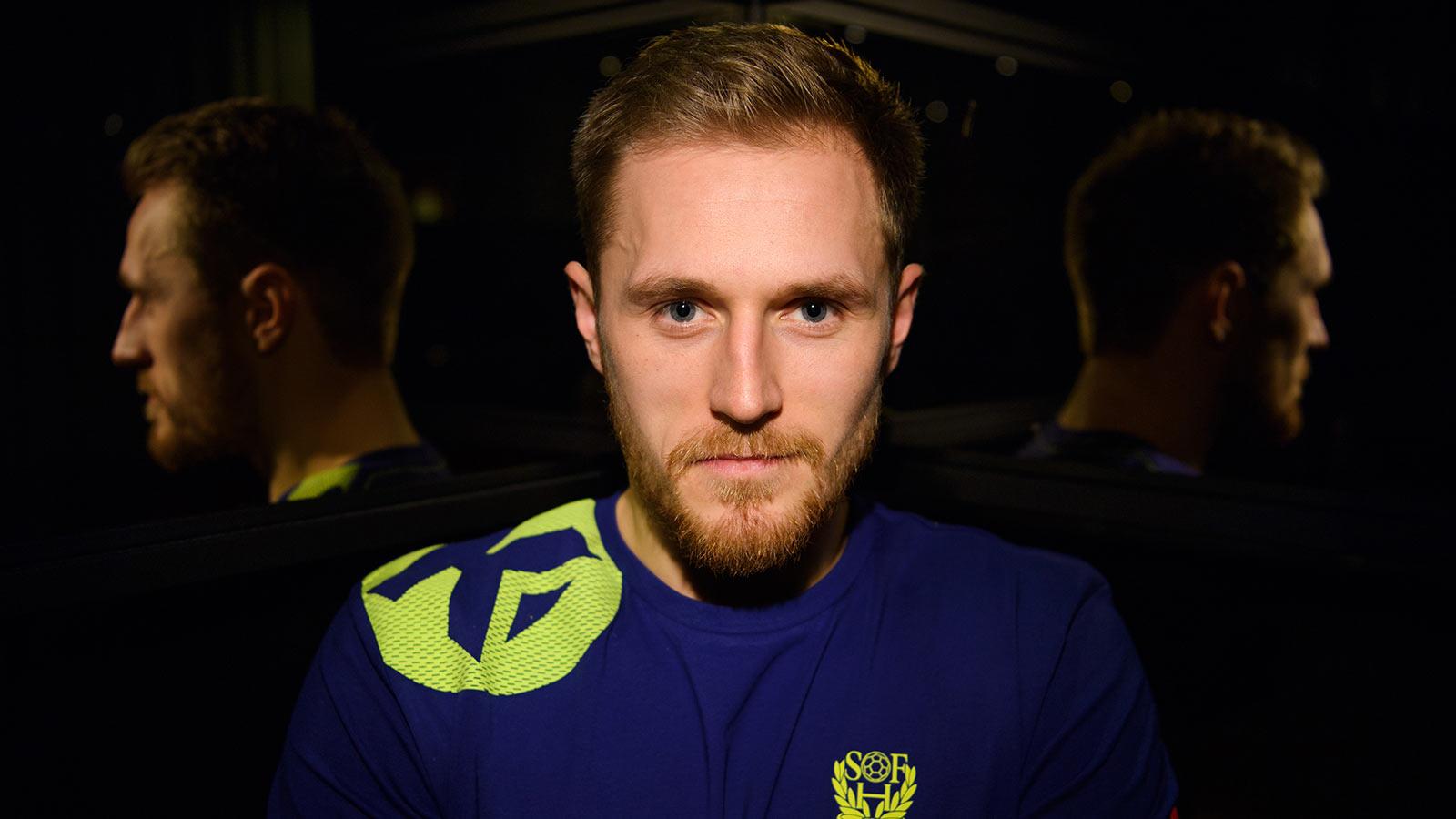 """Lagergren  """"Kommer att bli en speciell match"""