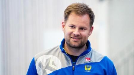 "Kristján Andrésson: ""Pressen ligger på oss"""