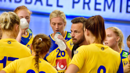 Sverige utan chans mot Sydkorea