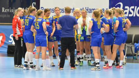 Svensk förlust även mot Danmark